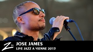 José James - Come To My Door, Simply Beautiful - LIVE HD