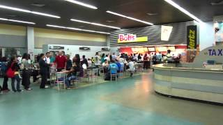 2012 Guyana Dxpedition - 8R1PY (Manaus airport)