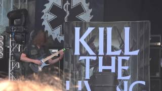 Aborted - Meticulous Invagination (live @Party.San Open Air 2014)
