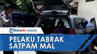 Viral Video 'Mobil Goyang' di Parkiran Solo Paragon Mall, Pelaku Tabrak Satpam saat Coba Kabur