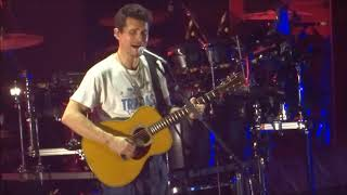 John Mayer   Free Fallin'   Scotiabank Arena   Toronto Canada   July 30,2019