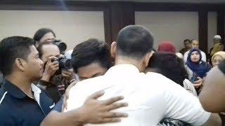 Divonis Enam Tahun Penjara, Keluarga Bupati Abdul Latif Menangis