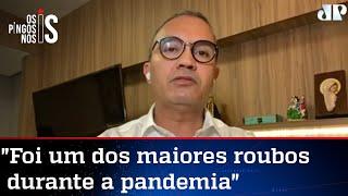 Deputado que pediu quebra de sigilo de Gabas denuncia crimes envolvendo o Consórcio Nordeste
