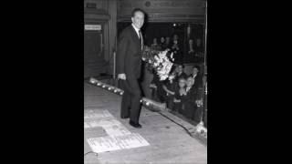 """Wim Kan Oudejaarsavond 1954, Integrale radiouitzending Deel 5. """"Men heeft mij gevraagd""""."""