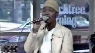 Dionne Farris - Hopeless LIVE Morning show