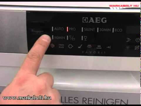 AEG Favorit 88009 W0P szabadonálló mosogatógép - 35000 Ft - (meghosszabbítva: 2782326953) - Vatera.hu Kép