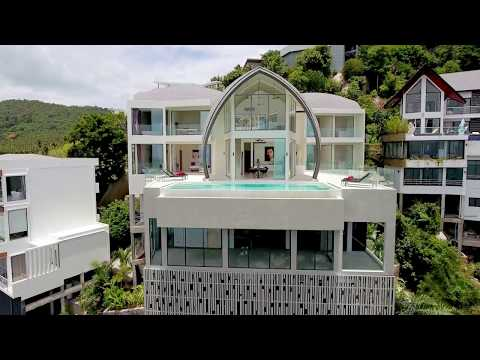Luxury Sky Dream Villa Koh Samui Thailand