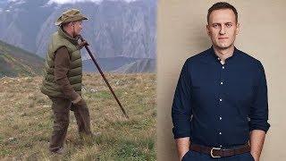 Кремль признал победу Навального. Как прошел день рождения Путина. Штрафы дня