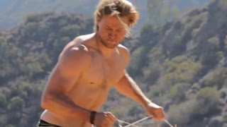 Charlie Hunnam Strips Down and Opens Up About Life After 'Anarchy'