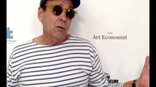 Фрагмент фильма о художнике Сергее Федотове с комментариями Брюса Хиландера.