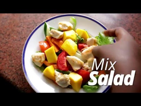 Healthy Living Africa: Chicken Salad Recipe