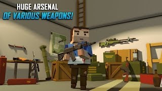 URB: Last Pixels Battle #1 PUBG+Minecraft!