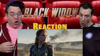 Black Widow - Teaser Trailer Reaction