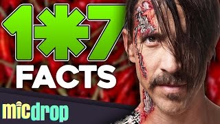 107 Red Hot Chili Peppers Facts YOU Should Know (Ep. #57) -  MicDrop