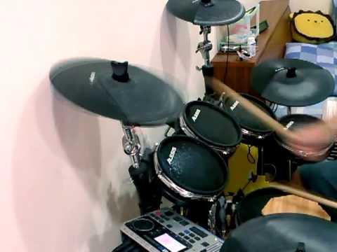 [試奏] 進擊的巨人 OP- 紅蓮の弓矢 Drum Cover - ACG板 - Disp BBS