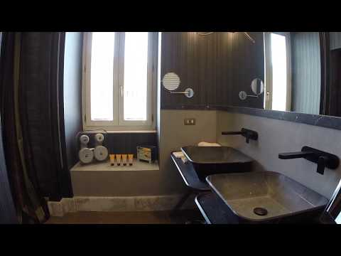 Palazzo Manfredi Room Tour / Review – Ludus Magnus Suite – Rome, Italy