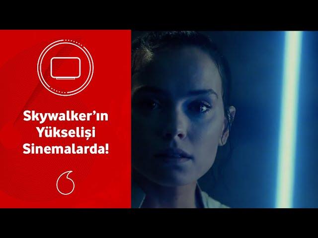 Star Wars: Sywalker'ın Yükselişi 20 Aralık'ta sinemalarda!