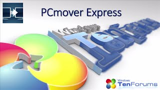 PCmover Express - Transfer data & settings from old to new PC (edited version)