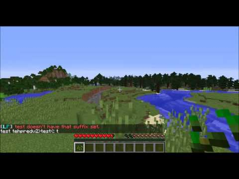 How To Setup LuckPerms on Your Minecraft Server (Add Ranks