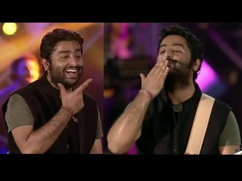 Arijit Singh | MTV India Tour | Live | Zaalima | Gerua | Telecast | Colors | MTV  India | Full | HD