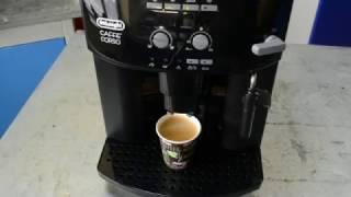 Кофемашина Delonghi Caffe Corso,чистка от накипи