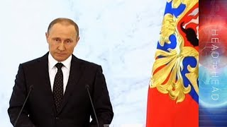 Russia: Old foe or new ally? |  Head to Head