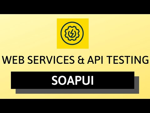 Web Services Testing using SOAP UI