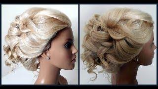 Прически.Прически на средние волосы.Прически на длинные волосы.hairstyles for long and medium hair