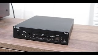 YouTube: Lavry Engineering DA11 Review