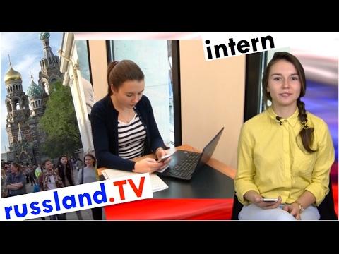 Heiße Neuigkeiten bei russland.TV [Video]