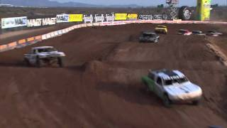 Lucas Oil Off Road Racing Series  Pro2 Vs Pro4 Challenge Cup 2011