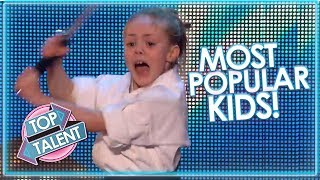 MOST POPULAR KIDS On Britain