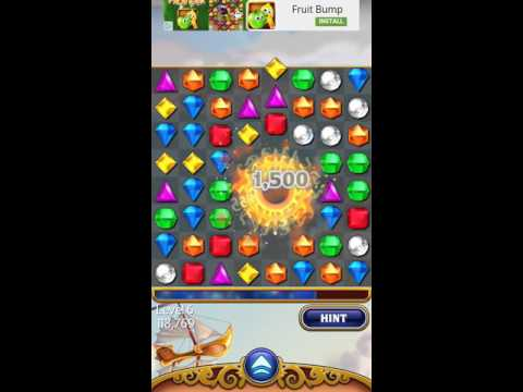 Bejeweled: Classic Mode: Episode 2 - 5 Game Overs!