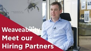 Weaveability | Meet Our Hiring Parthers