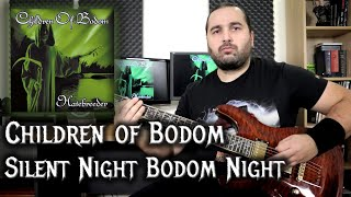 Children of Bodom – Silent Night, Bodom Night (Guitar Playthrough)