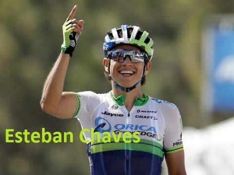 Esteban Chaves | Noticias | UCI ProTeam Orica y Colombia