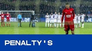 PENALTYSERIE | De Volledige Strafschoppenreeks Bij Willem II - AZ