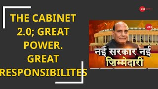 PM Modi's new cabinet; Great powers, great responsibilities