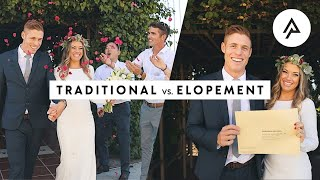 ELOPEMENTS: What Downsizing Your 2020 Wedding Could Look Like