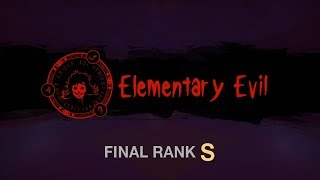 Dark Deception Chapter 2 - RANK S Elementary Evil