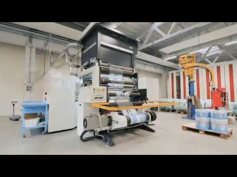 Imball Center: Технологии и продукты для гибкой упаковки