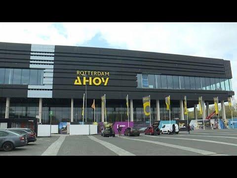 Αρένα του Ρότερνταμ: Αντί για Eurovision, νοσοκομείο για κορωνοϊό…
