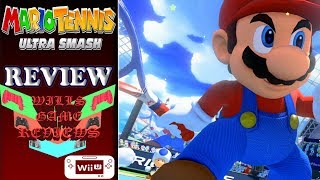 Mario Tennis Ultra Smash| Review