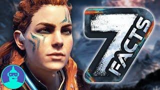Horizon Zero Dawn: The Frozen Wilds - 7 Facts YOU Should Know!!!