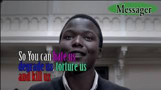 The last message of Solomon Mahlangu Kalushi