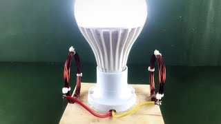 2020 New Free Energy Generator Using Magnet Technology Creative At Home