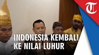 Berantas KKN, Warga Indonesia Perlu Kembali ke Nilai-nilai Luhur Bangsa