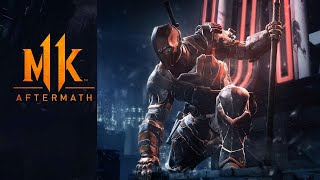 Deathstroke DLC Is Rumored For MK 11 Aftermath