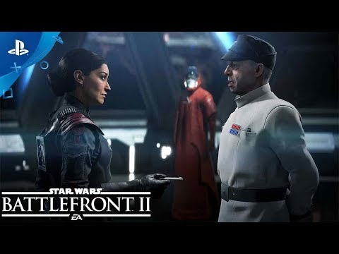 Star Wars Battlefront 2 - Single Player Story Scene | PS4