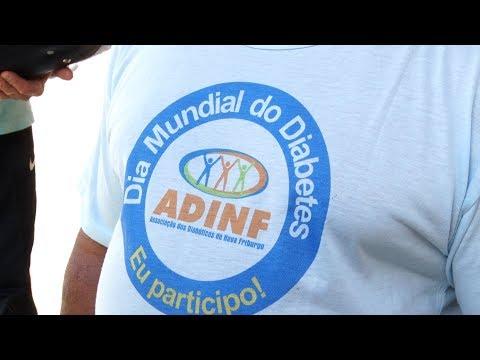 Dia Mundial do Diabetes tem ações de prevenção e diagnóstico em Nova Friburgo